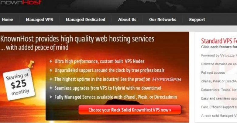 Photo of KnownHost Reviews (Disadvantages, Features, Support, Coupons, …)