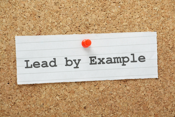Lead-by-example How to Enhance Your Leadership Skills; 5 Great Tips to Get You There