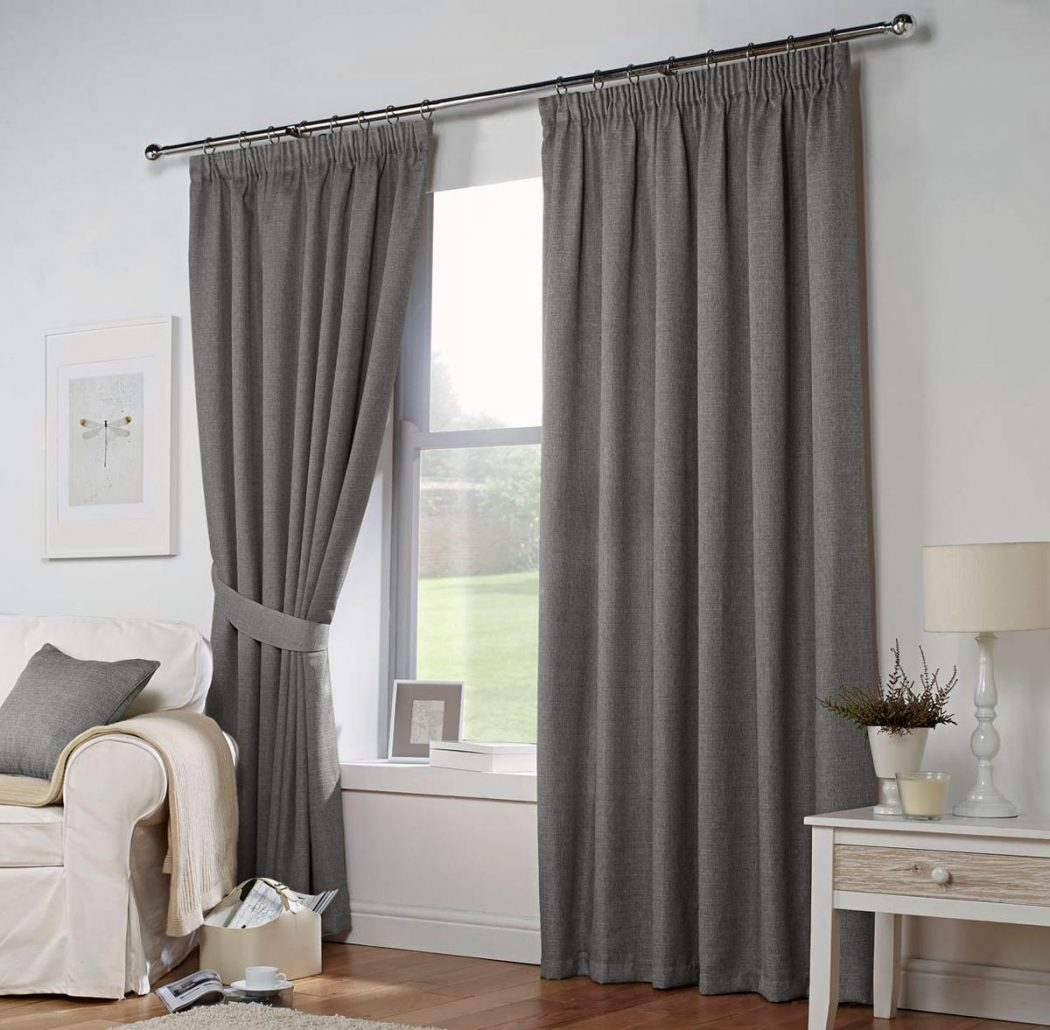 Leighton-Grey-Tape 20+ Hottest Curtain Designs for 2019