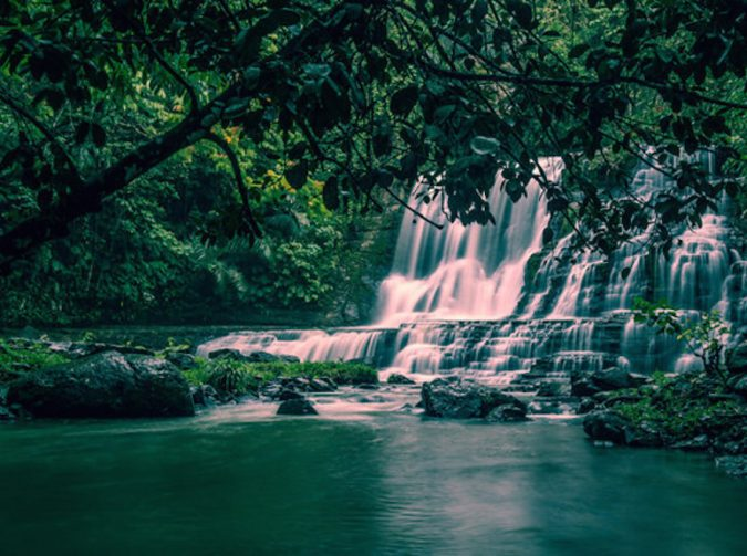 Merloquet-Falls-Zamboanga-2-675x503 Top 10 Most Attractive Places you Should Visit in Philippines