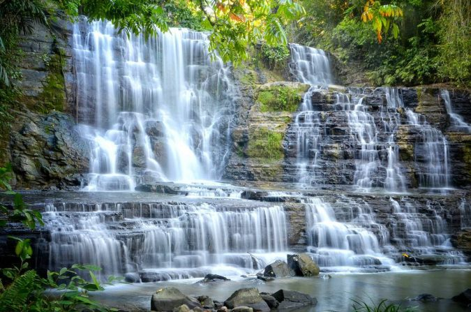Merloquet-Falls-Zamboanga-675x447 Top 10 Most Attractive Places you Should Visit in Philippines