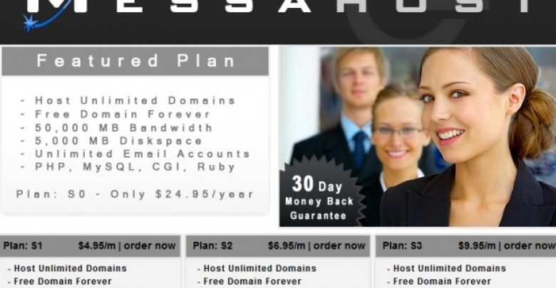 Photo of MessaHost Reviews (Uptime, Disadvantages, Support, Offers, …)