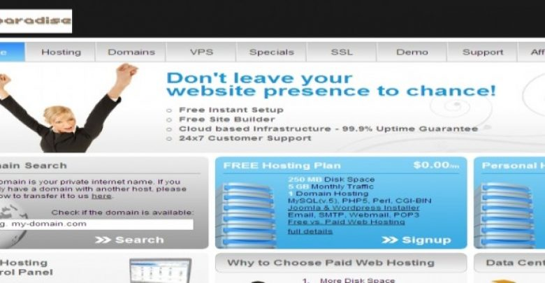 Photo of Mobiparadise Web Hosting Review by Their Customers