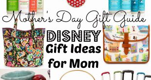 Elegant Mother's Day Gifts for Disney Moms