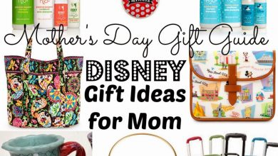 Photo of Elegant Mother's Day Gifts for Disney Moms