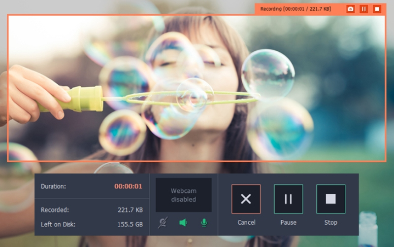 Movavi-Screen-Capture-Studio-for-Mac-3 Capture, Edit & Share Videos with Movavi's iOS Screen Recorder