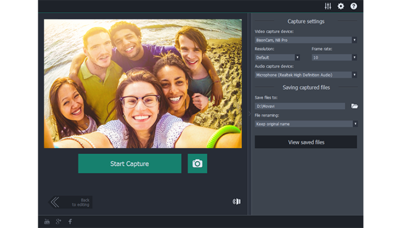 Movavi-Screen-Capture-Studio-for-Mac-7 Capture, Edit & Share Videos with Movavi's iOS Screen Recorder