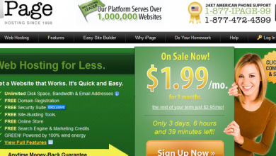 Photo of My Own iPage Web Hosting Company Review