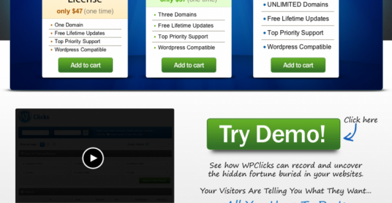 Photo of My WPClicks Plugin Review – The Greatest Features For Webmasters!