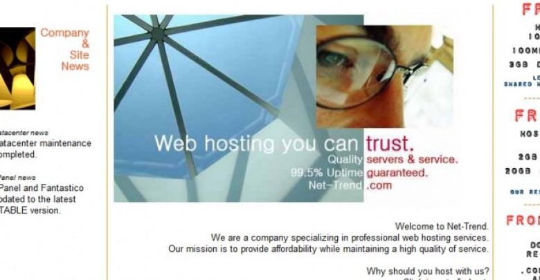 Photo of Net-Trend Web Hosting Customers Review | 5 Factors Made it Leader!
