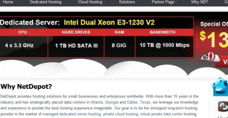 Photo of Netdepot Web Hosting Review