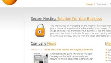 Photo of OrangeWebsite.com Reviews (Hosting Uptime, Designs, Support, Offers, Services, Disadvantages, …)