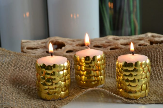 Prayerful-candles-675x450 25+ New Year Eve Decoration Ideas for a Blasting Party