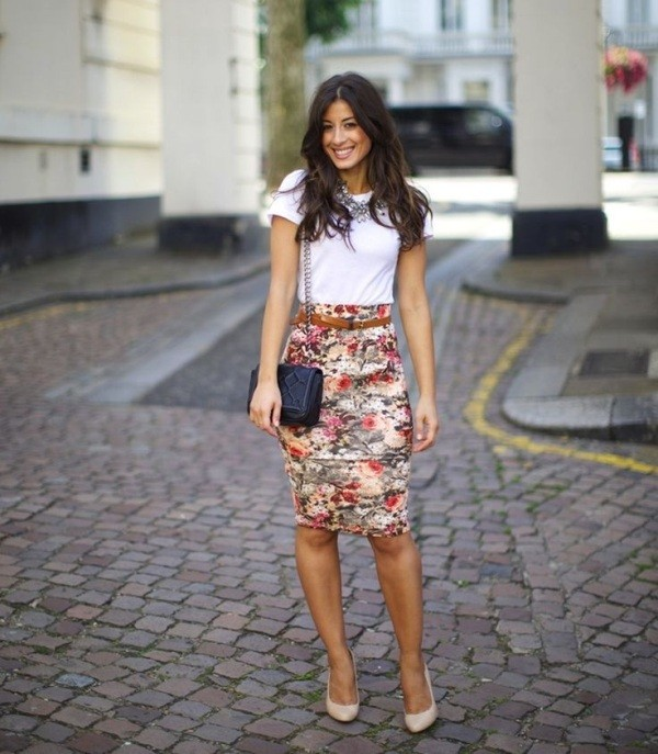 T-shirts-for-work-10-1 87+ Elegant Office Outfit Ideas for Business Ladies in 2021