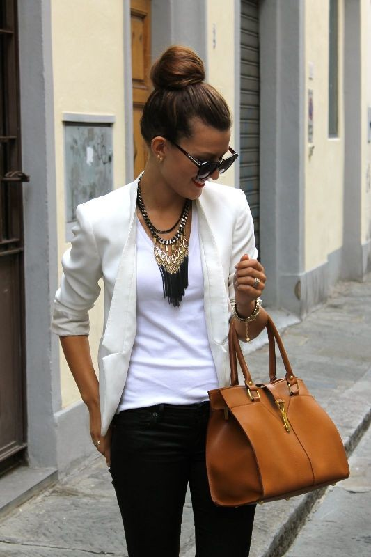T-shirts-for-work-3-1 87+ Spring & Summer Office Outfit Ideas for Business Ladies 2017