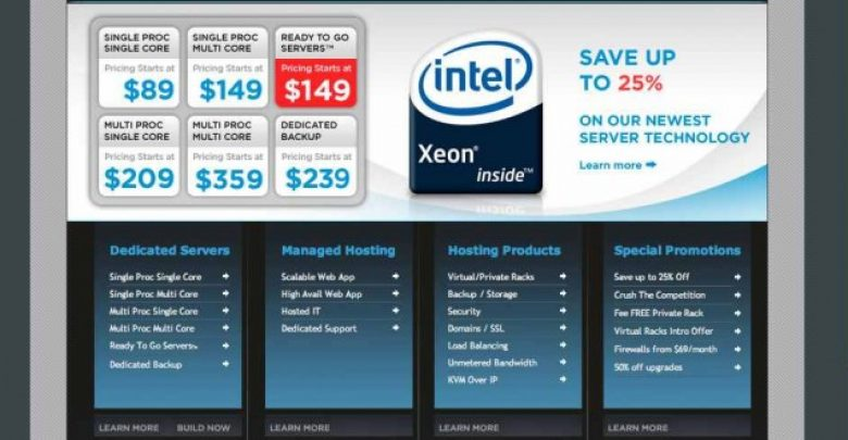 Photo of The Planet Web Hosting Company Review and its Current Offers!