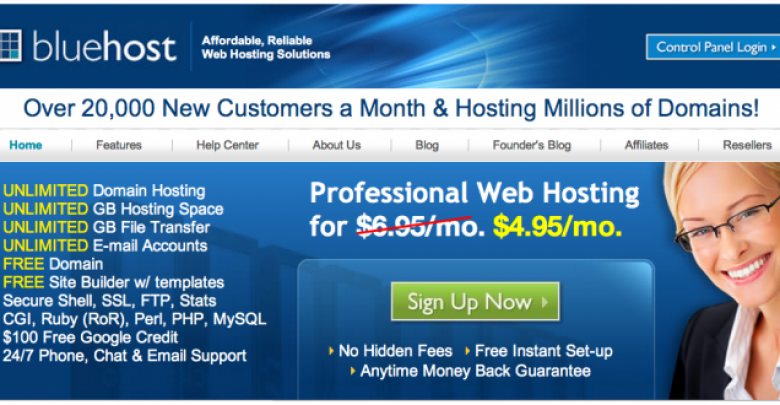 Photo of Top 10 Reasons Why Bluehost is Best Fantastico Hosting Company