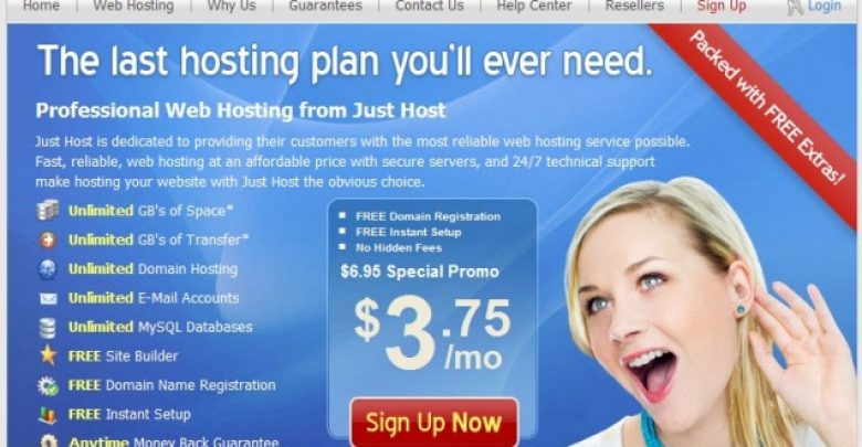 Photo of Top 10 Reasons Why JustHost is the Best Unlimited Hosting Company