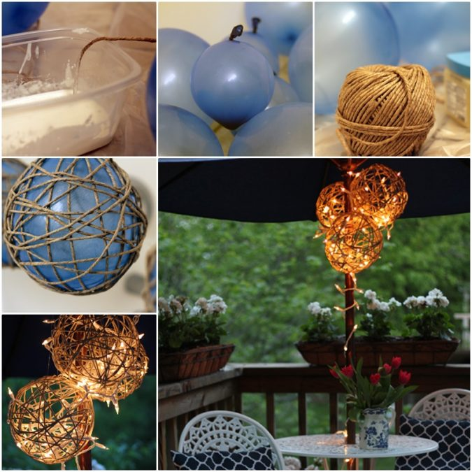 Twine-lanterns-675x675 11 Charming Rustic Home Decors & Living Sets Trends in 2018
