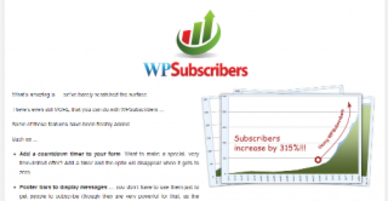 Photo of WPSubscribers Plugin Review – 5 Features That Will Inspire You!