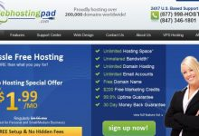Photo of WebHostingPad Review | Warning >>> The Worst Company We Tried!
