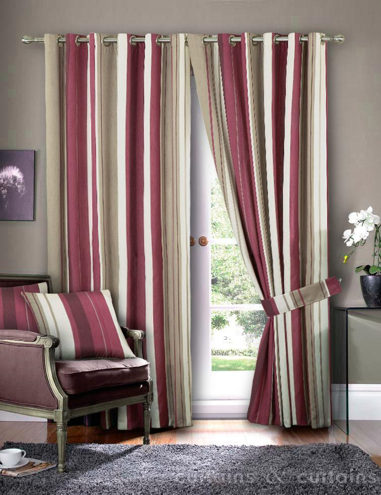 Whitworth-Claret-Main 20 Hottest Curtain Designs for 2017