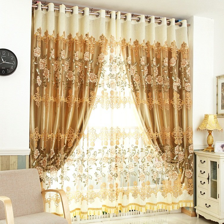 20 Best Curtain Ideas For Living Room 2017: 20+ Hottest Curtain Designs For 2018