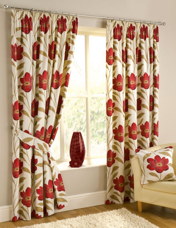 b17bac256c7696018d77f29cb1d10c17 20 Hottest Curtain Designs for 2017