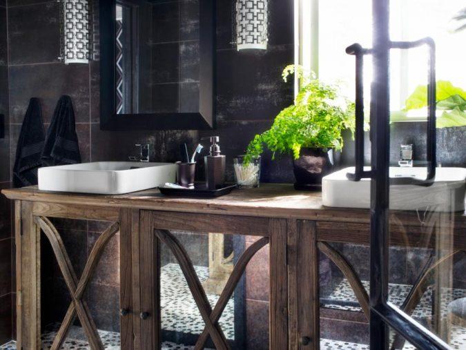 bathroom-vanity-675x507 15 Ideas to DIY Your Stylish Bedroom & Bathroom Vanities