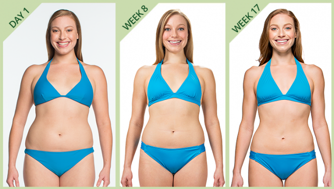 before-after-cassandra-1-675x381 Weight Loss with the Help of Healthy Life & Garcinia Cambogia