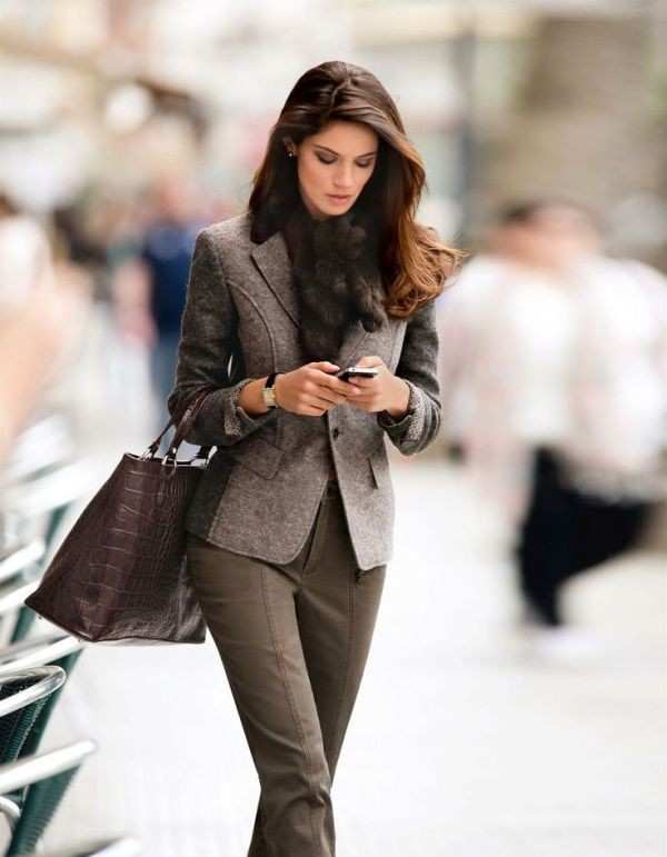 blazers-10-2 83+ Fall & Winter Office Outfit Ideas for Business Ladies 2020