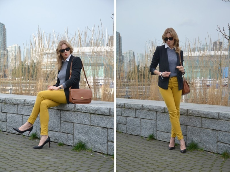 blazers-11-2 83+ Fall & Winter Office Outfit Ideas for Business Ladies 2020