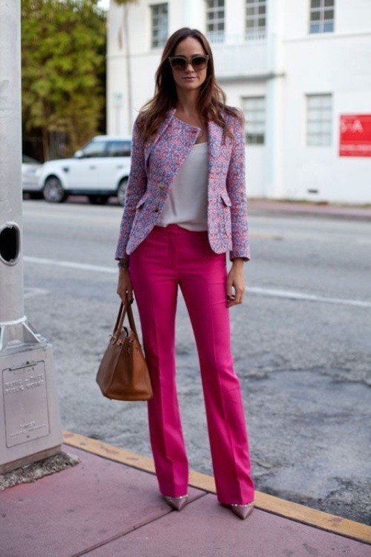 blazers-2-2 83+ Fall & Winter Office Outfit Ideas for Business Ladies 2018