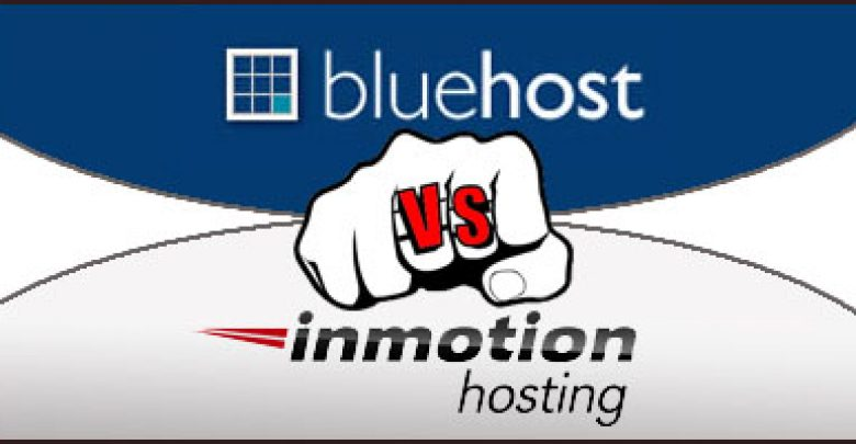 Photo of Comparison Between Bluehost vs Inmotion Hosting Companies