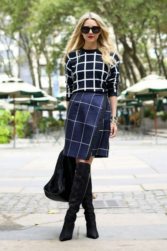boots-and-tights-1-2 83+ Fall & Winter Office Outfit Ideas for Business Ladies 2020