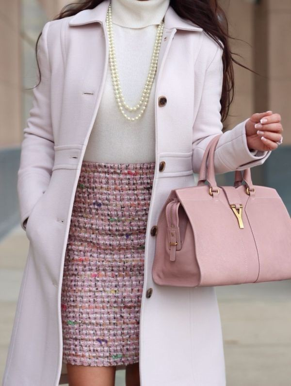 coats-and-jackets-11-2 83+ Fall & Winter Office Outfit Ideas for Business Ladies 2020