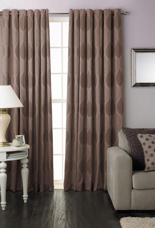 dalby-rt-curtain-mocha 20+ Hottest Curtain Design Ideas for 2020