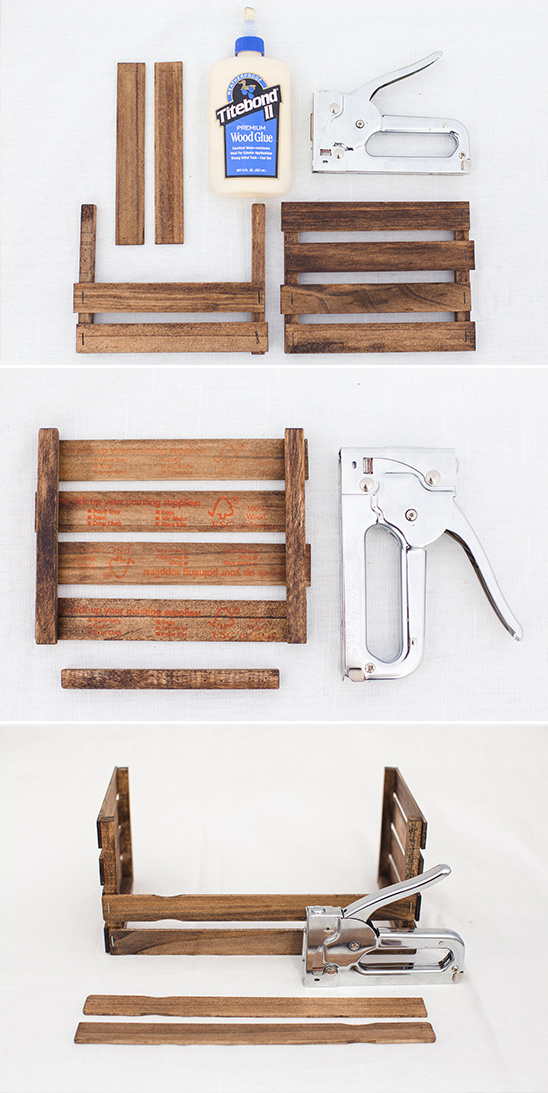 diy-paint-stir-stick-flower-box 11 Simply Charming Rustic Home Decors & Living Sets