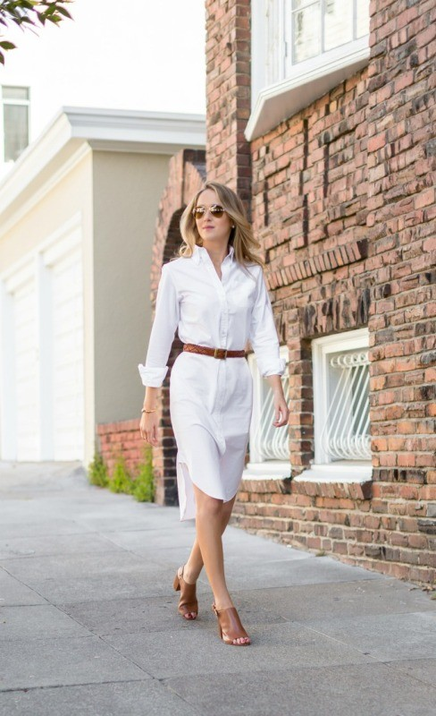 dresses-for-work-10-1 87+ Spring and Summer Office Outfit Ideas for Business Ladies 2019