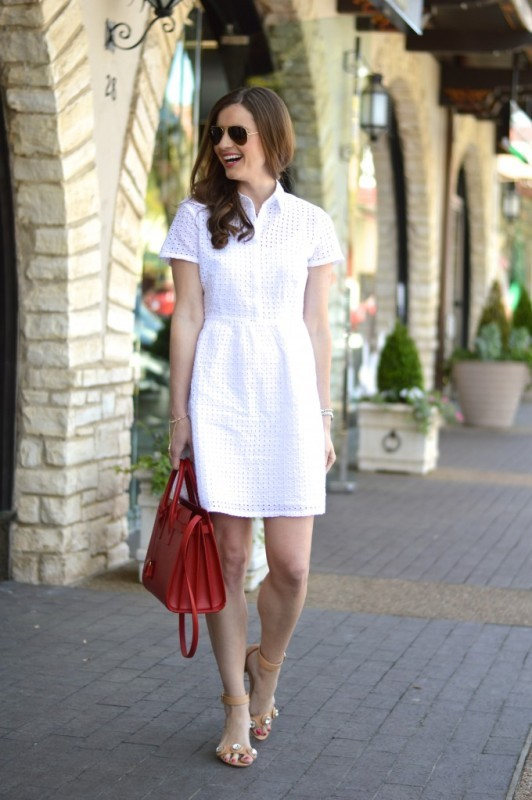 dresses-for-work-12-1 87+ Spring & Summer Office Outfit Ideas for Business Ladies 2018