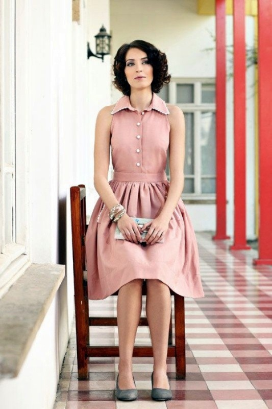 dresses-for-work-17-1 87+ Elegant Office Outfit Ideas for Business Ladies in 2020