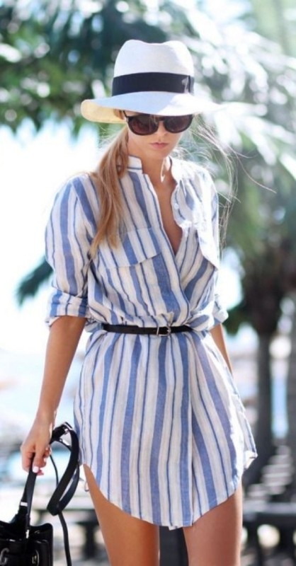 dresses-for-work-6-1 87+ Spring and Summer Office Outfit Ideas for Business Ladies 2019