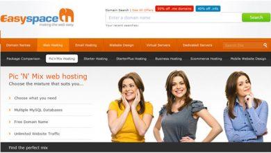 Photo of Easyspace.com Hosting review!