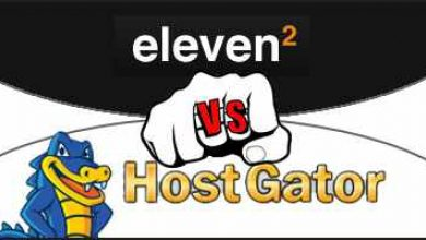 Photo of Eleven2 vs. HostGator Comparison – Which Hosting is Better?!