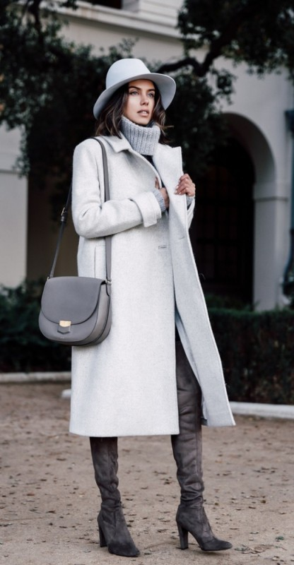 fall-and-winter-office-outfits-12-2 83+ Fall & Winter Office Outfit Ideas for Business Ladies 2020