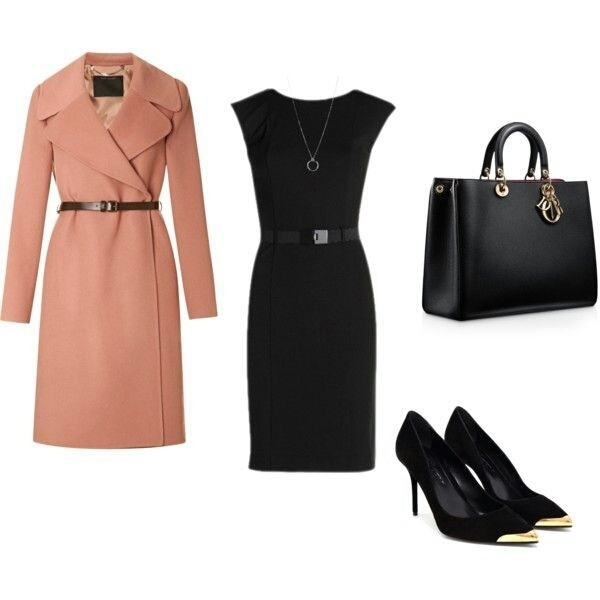 fall-and-winter-work-outfit-ideas-2018-101 85+ Elegant Work Outfit Ideas for Fall & Winter 2021