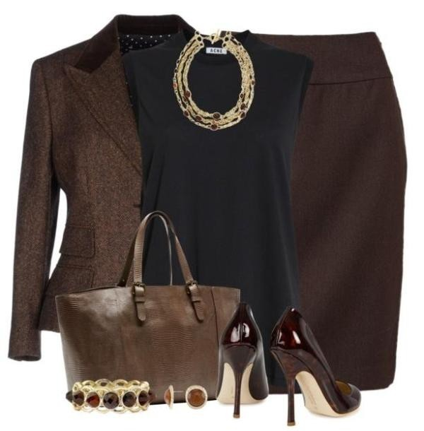 fall-and-winter-work-outfit-ideas-2018-103 85+ Elegant Work Outfit Ideas for Fall & Winter 2021
