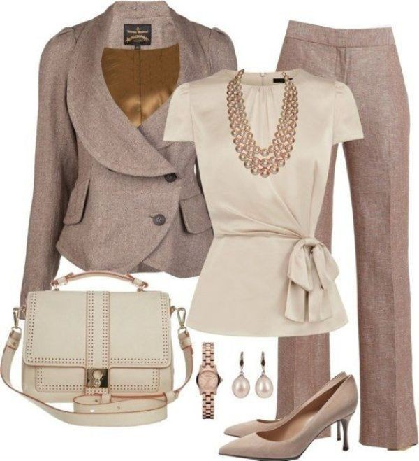 fall-and-winter-work-outfit-ideas-2018-112 85+ Elegant Work Outfit Ideas for Fall & Winter 2021