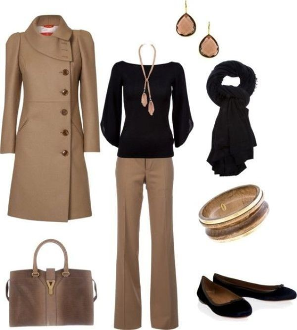 fall-and-winter-work-outfit-ideas-2018-113 85+ Elegant Work Outfit Ideas for Fall & Winter 2021