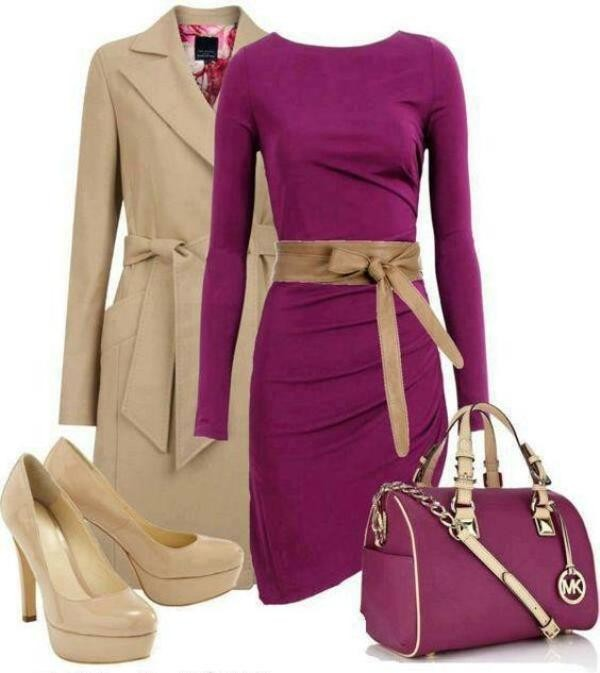 fall-and-winter-work-outfit-ideas-2018-116 85+ Elegant Work Outfit Ideas for Fall & Winter 2021
